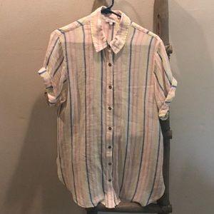 Splendid maternity blouse